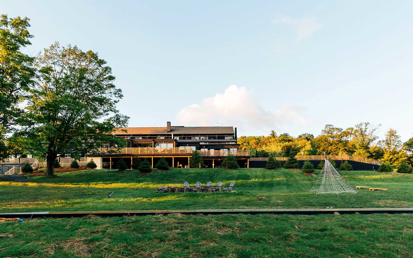 Scribner's Catskills Lodge, in New York