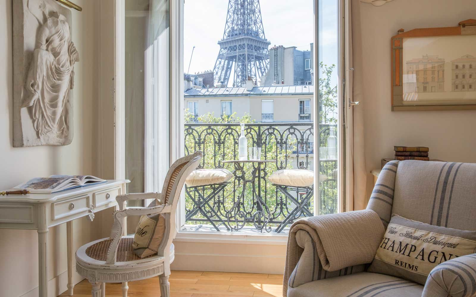 Affordable Paris vacation rentals by Paris Perfect