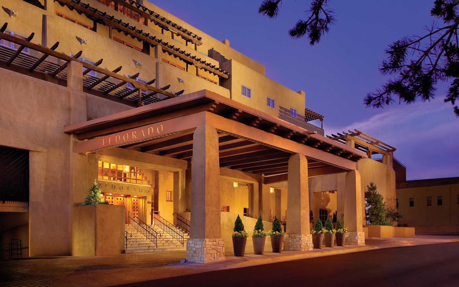 Eldorado Hotel and Spa in Santa Fe, New Mexico