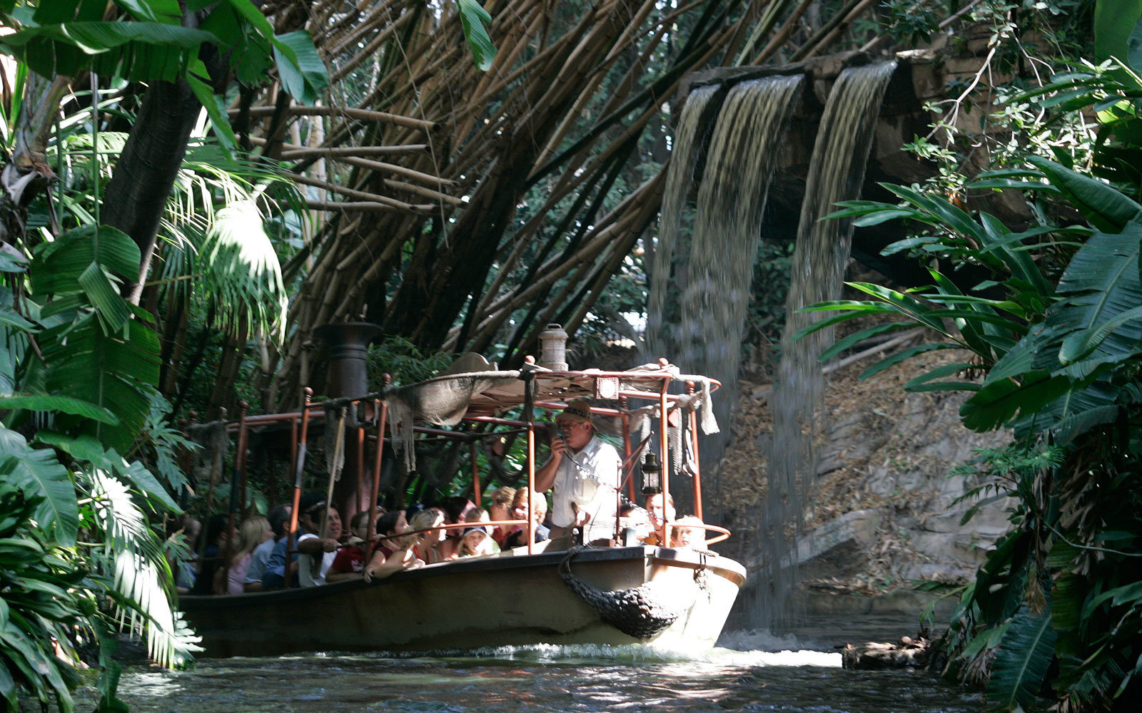 Jungle Cruise Animal Kingdom