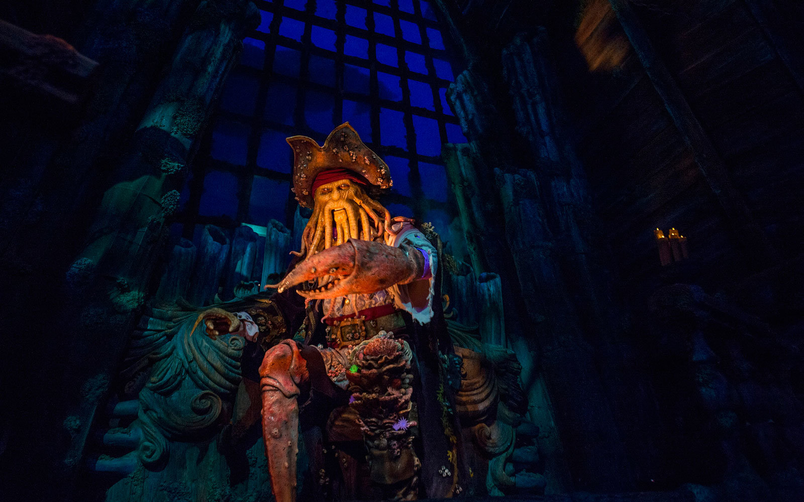 Pirates of the Caribbean Battle for Sunken Treasure — Shanghai Disneyland