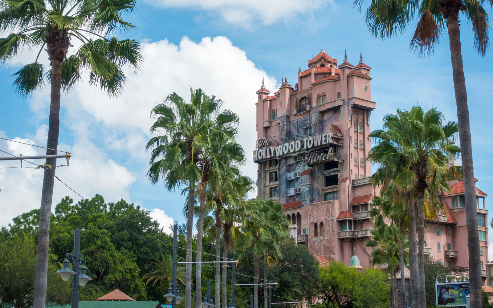 The Twilight Zone Tower of Terror — Disney's Hollywood Studios
