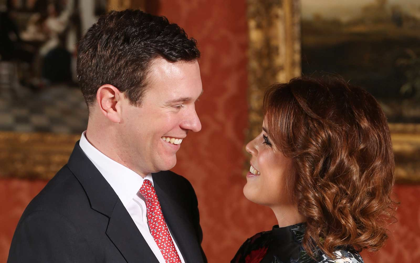 Princess Eugenie and Jack Brooksbank engagement