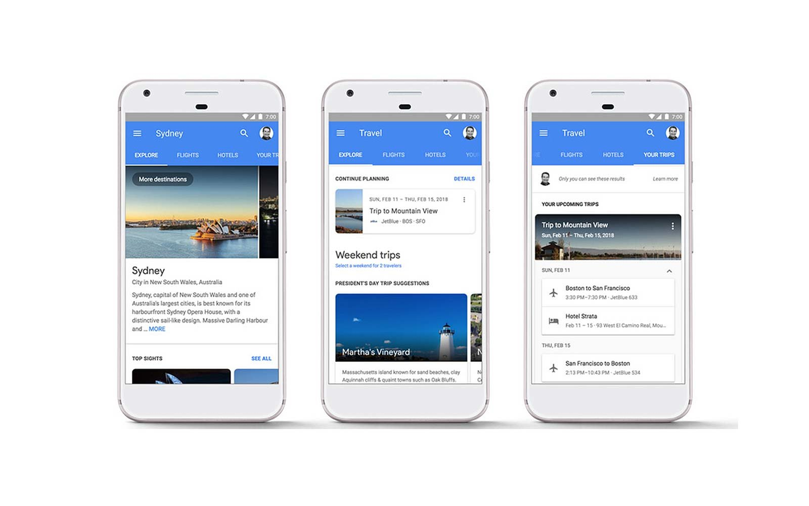 Google Just Made It Easier Than Ever To Book Flights And Hotels From Your Phone