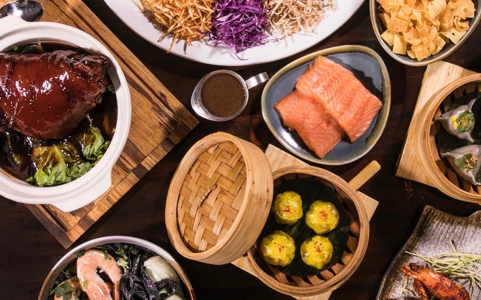 Lunar New Year at Imperial Lamian in Chicago Illinois