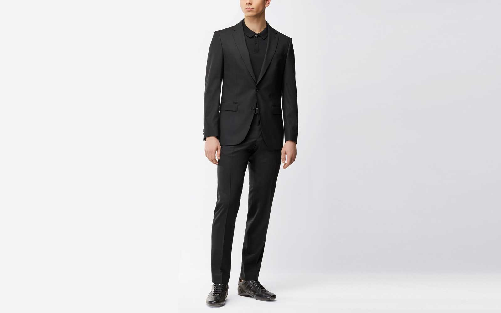 Boss Hugo Boss travel suit