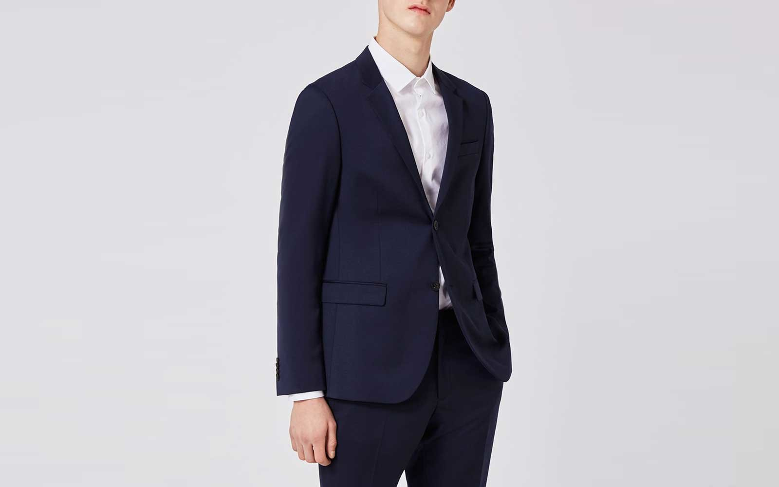 Topman travel suit