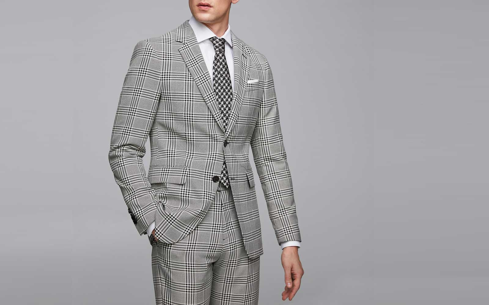 Zara travel suit