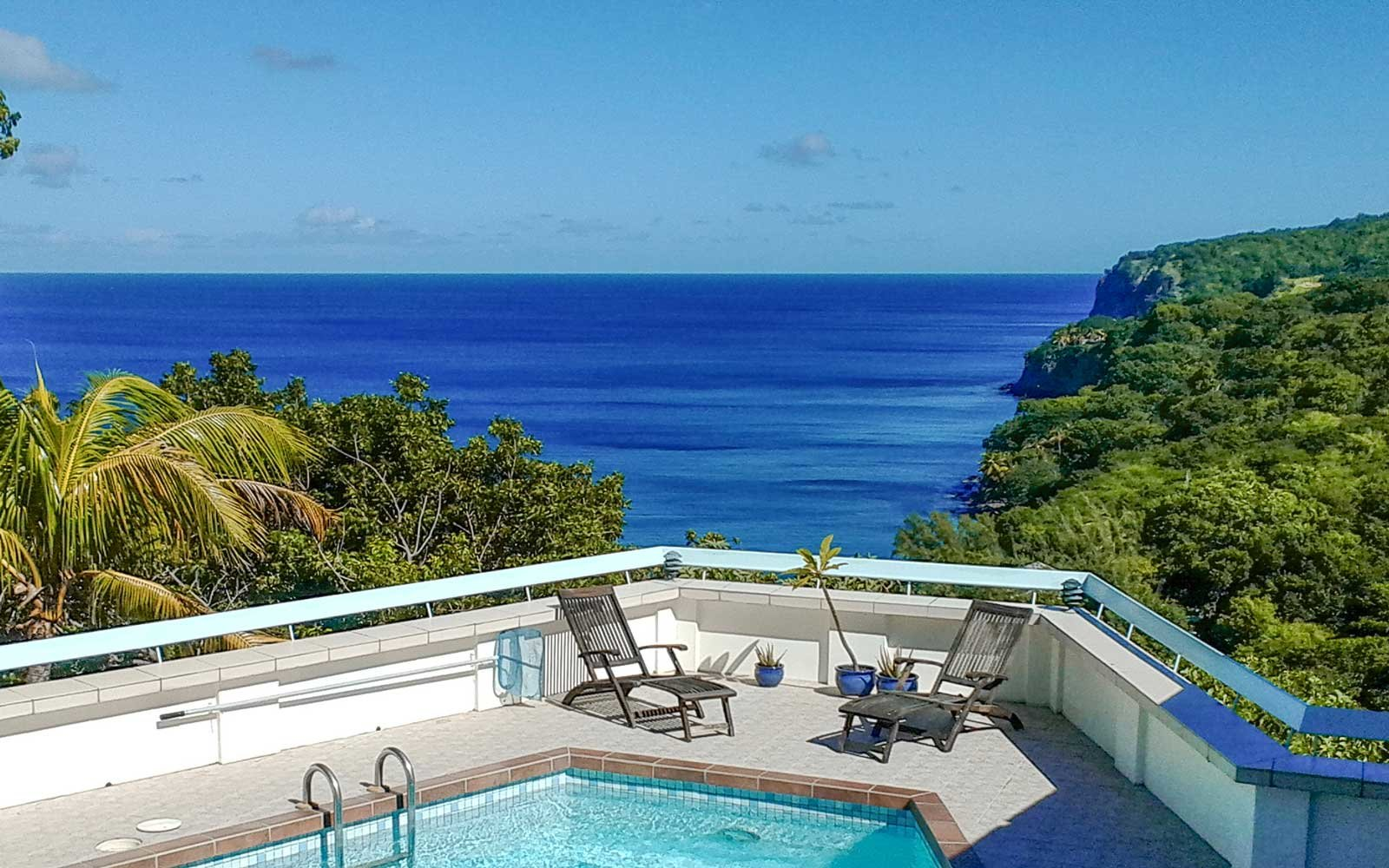 Peaceful, Airy Beach Villa – Woodlands, Montserrat
