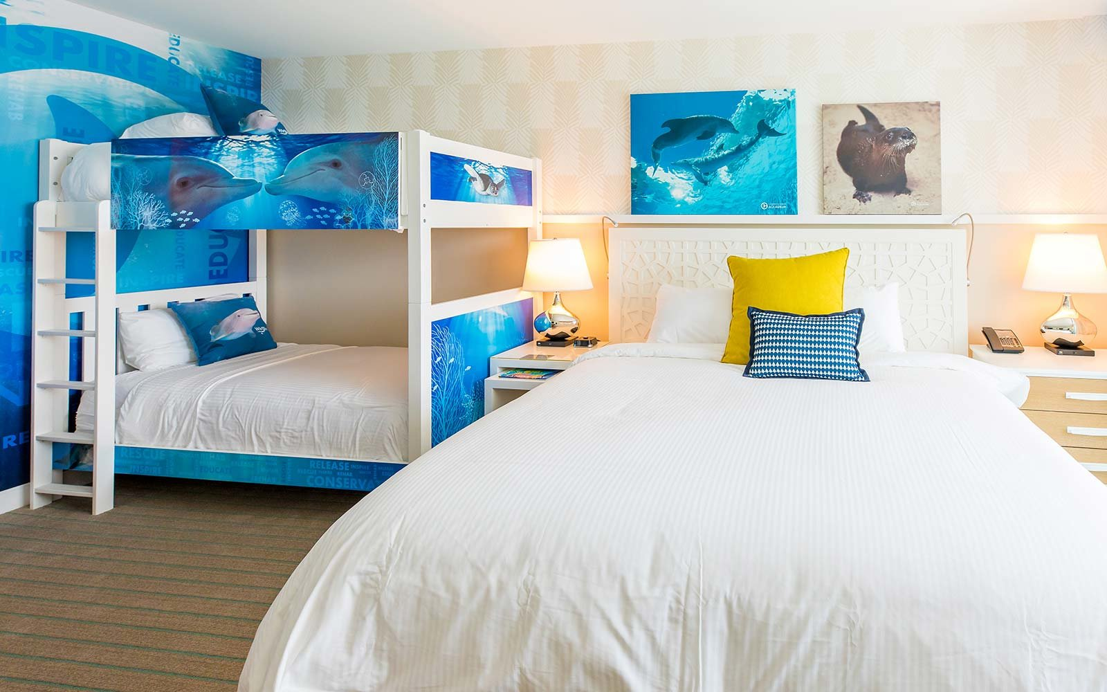 Movie Themed Hotels Dolphin Tale Wyndham Grand Clearwater Beach