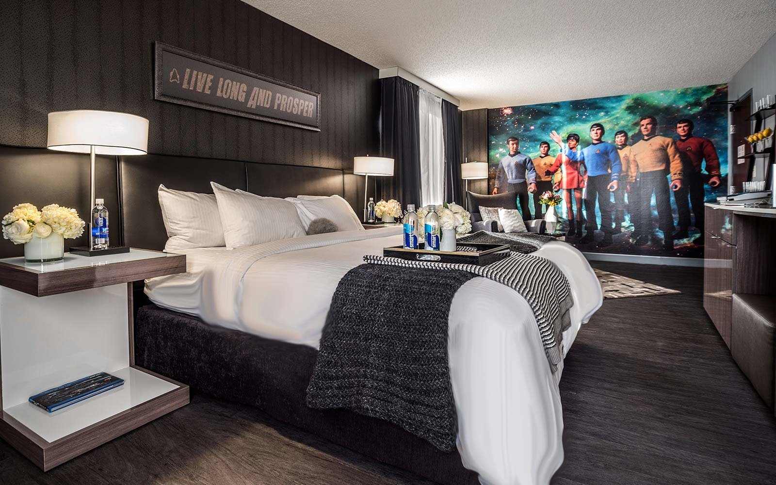 Travel Inspired Guest Room: 20 Amazing Hotel Rooms Inspired By Your Favorite Film And