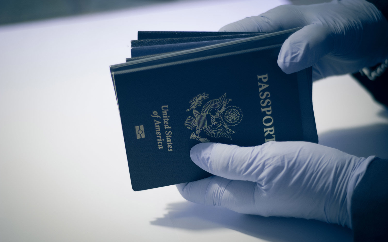Why you should get your passport by mail travel leisure unrecognizable person having american passport falaconquin