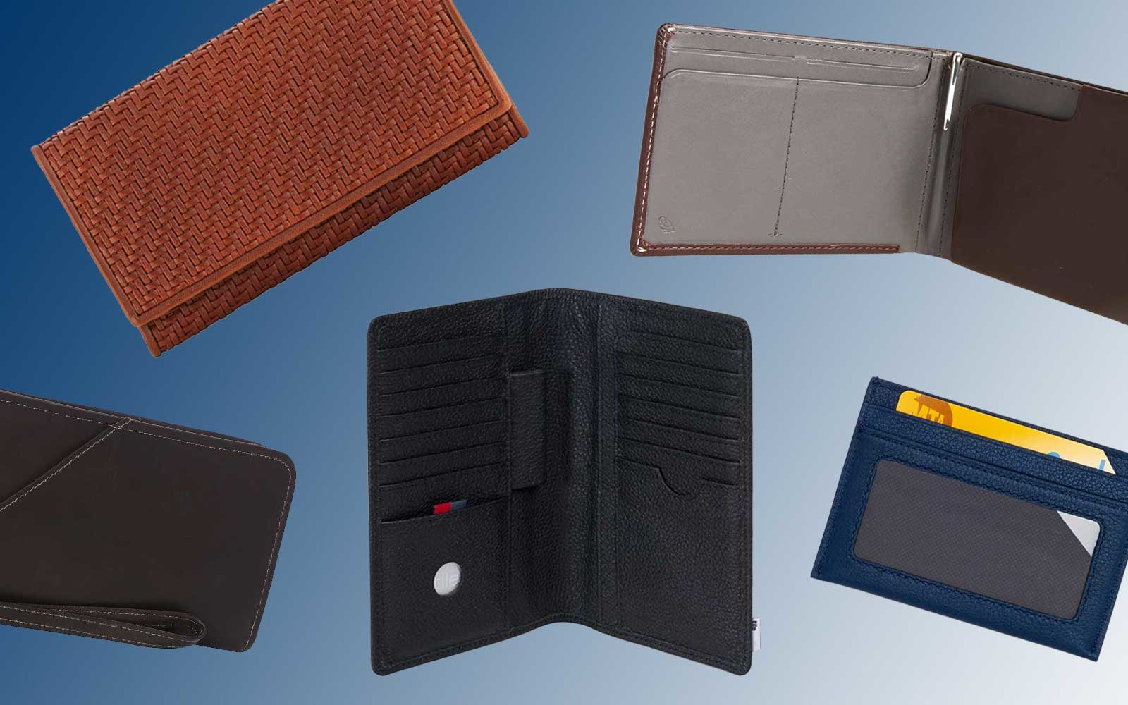 mens travel wallets
