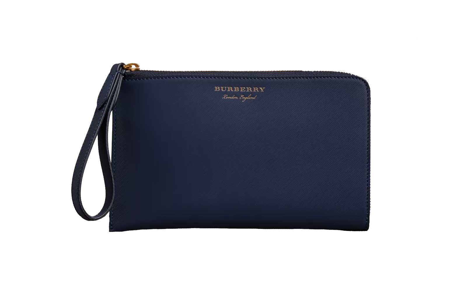 burberry mens travel wallet
