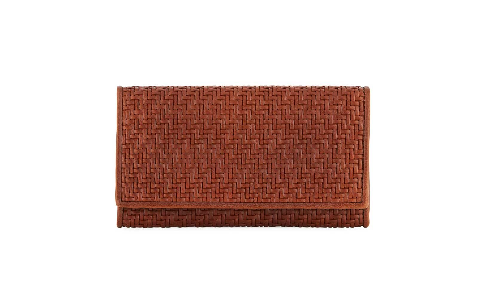 ermenegildo zegna mens travel wallet