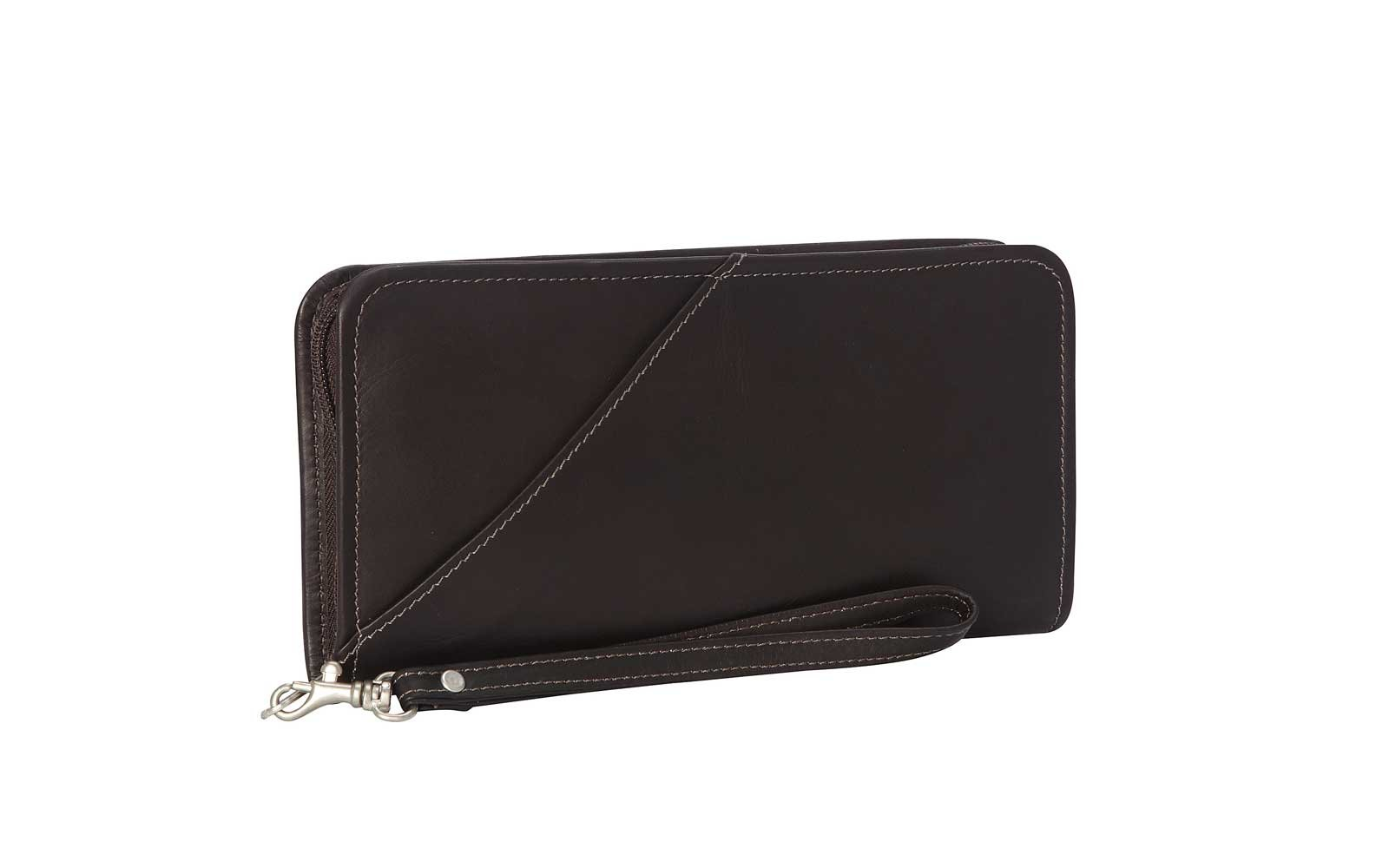 piel mens travel wallet