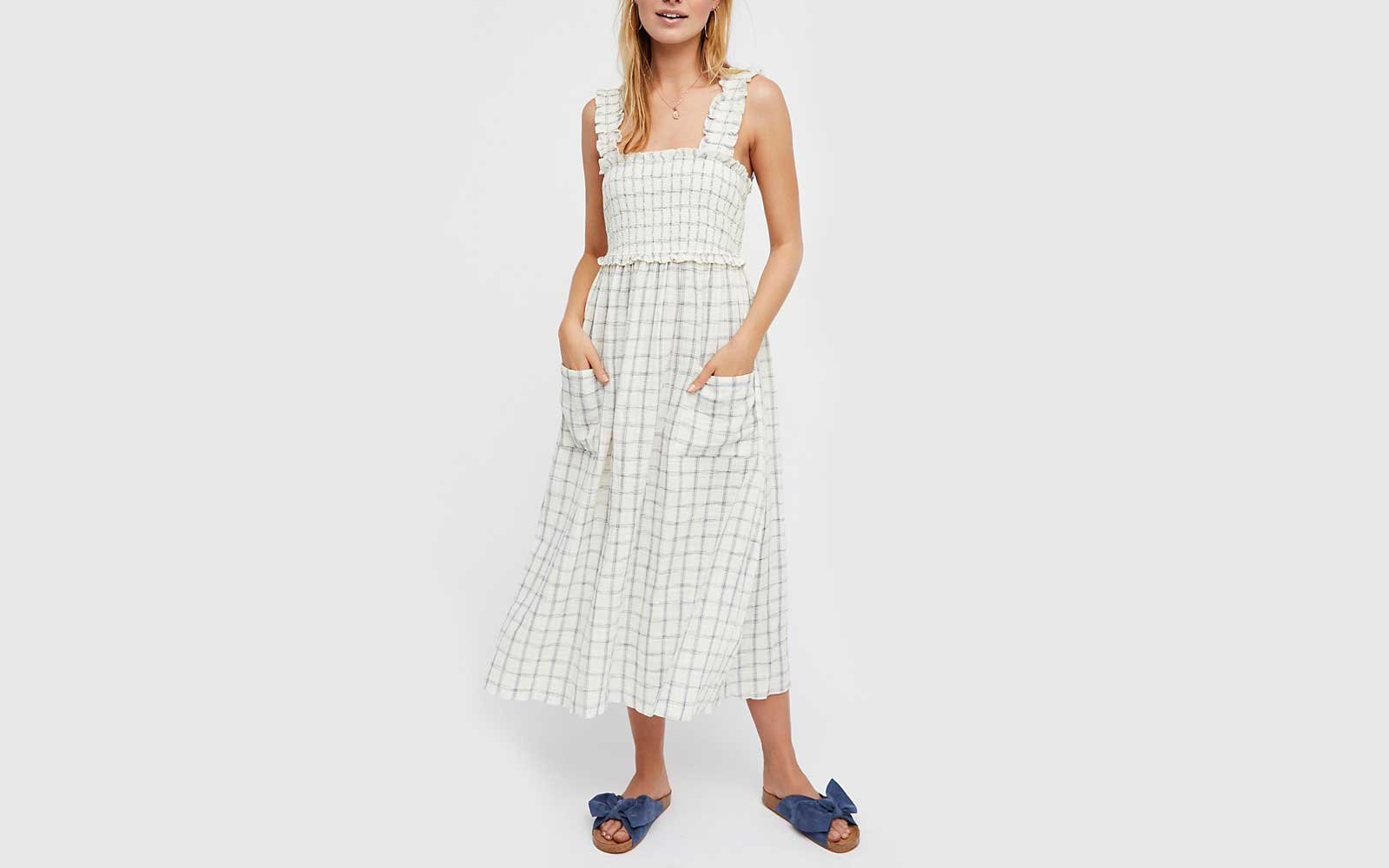 free people travel dress
