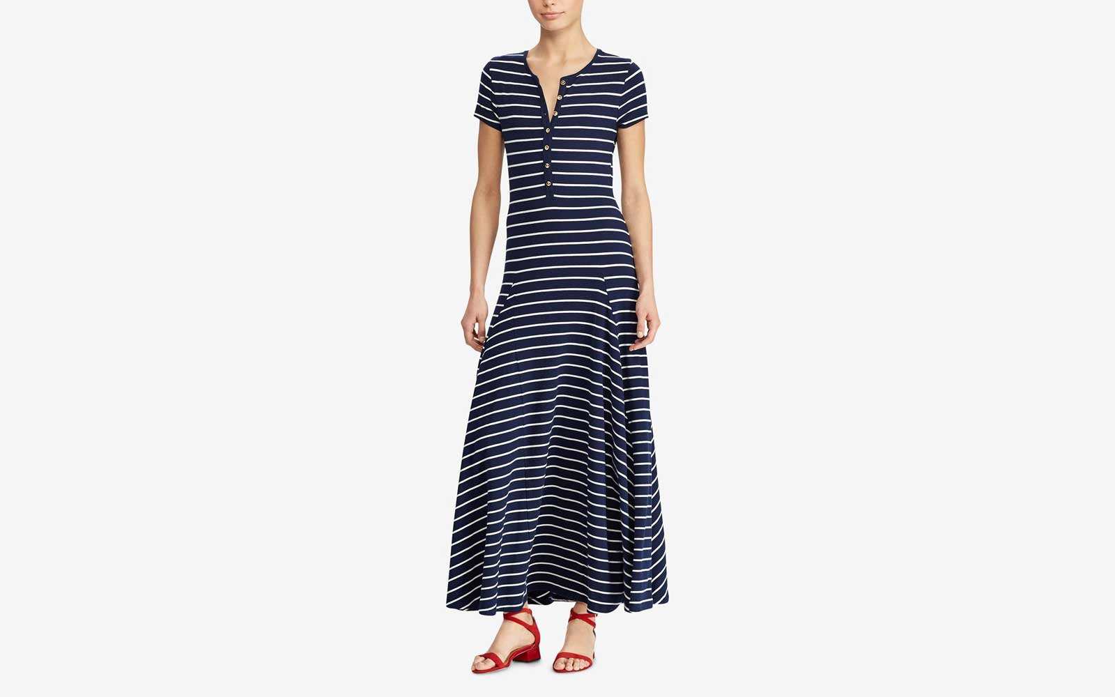 lauren ralph lauren travel dress