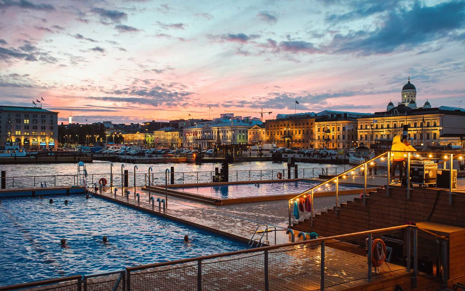 Helsinki - Allas Sea Pools
