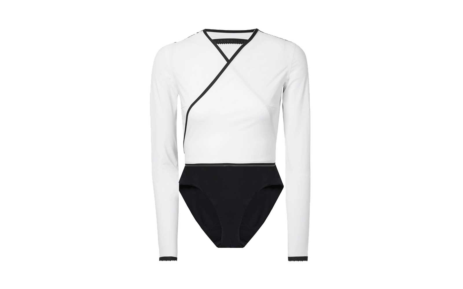 ward whillas long sleeve swimsuit