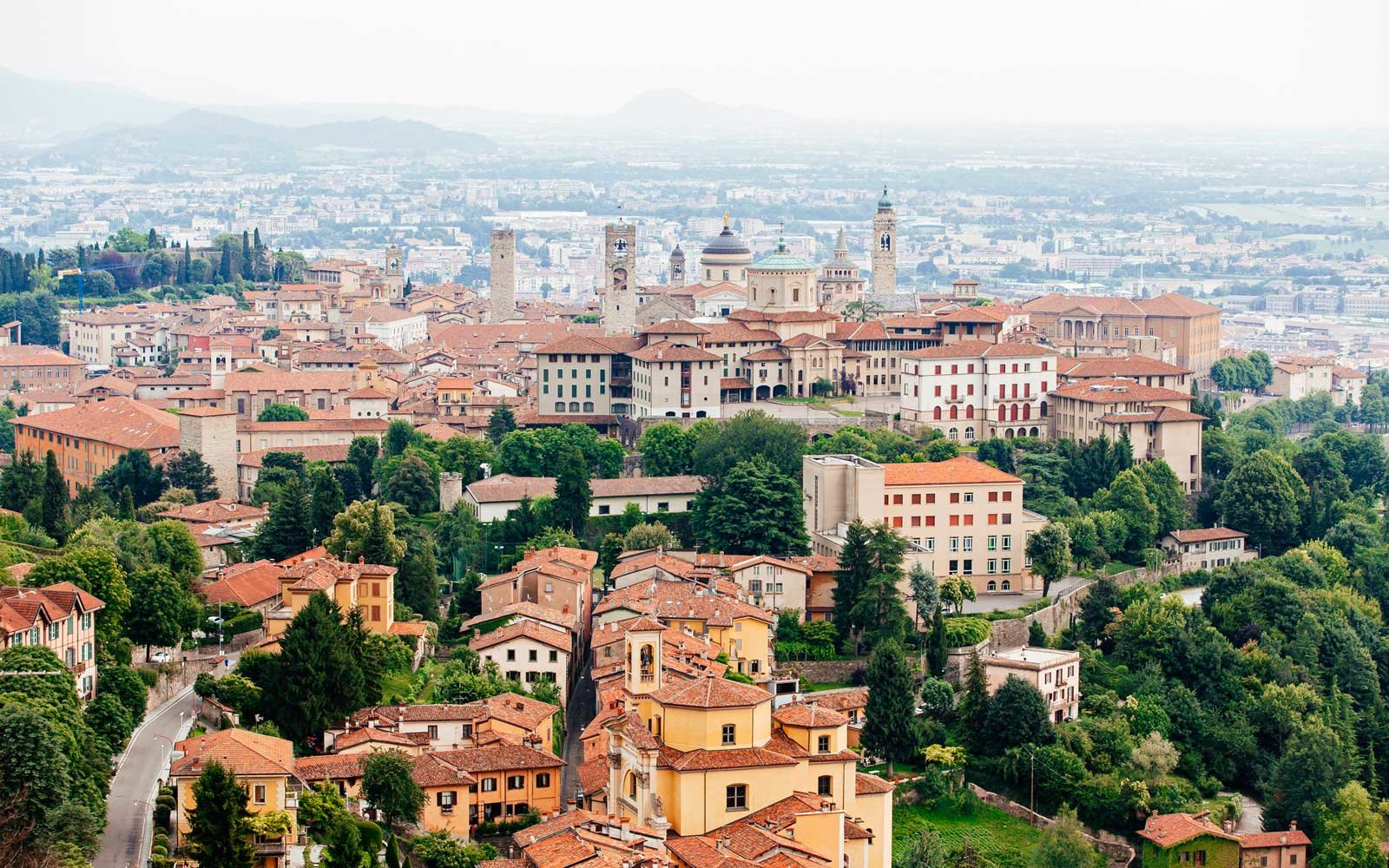 Bergamo, Italy: attractions, weather, hotels, vacation, reviews 6