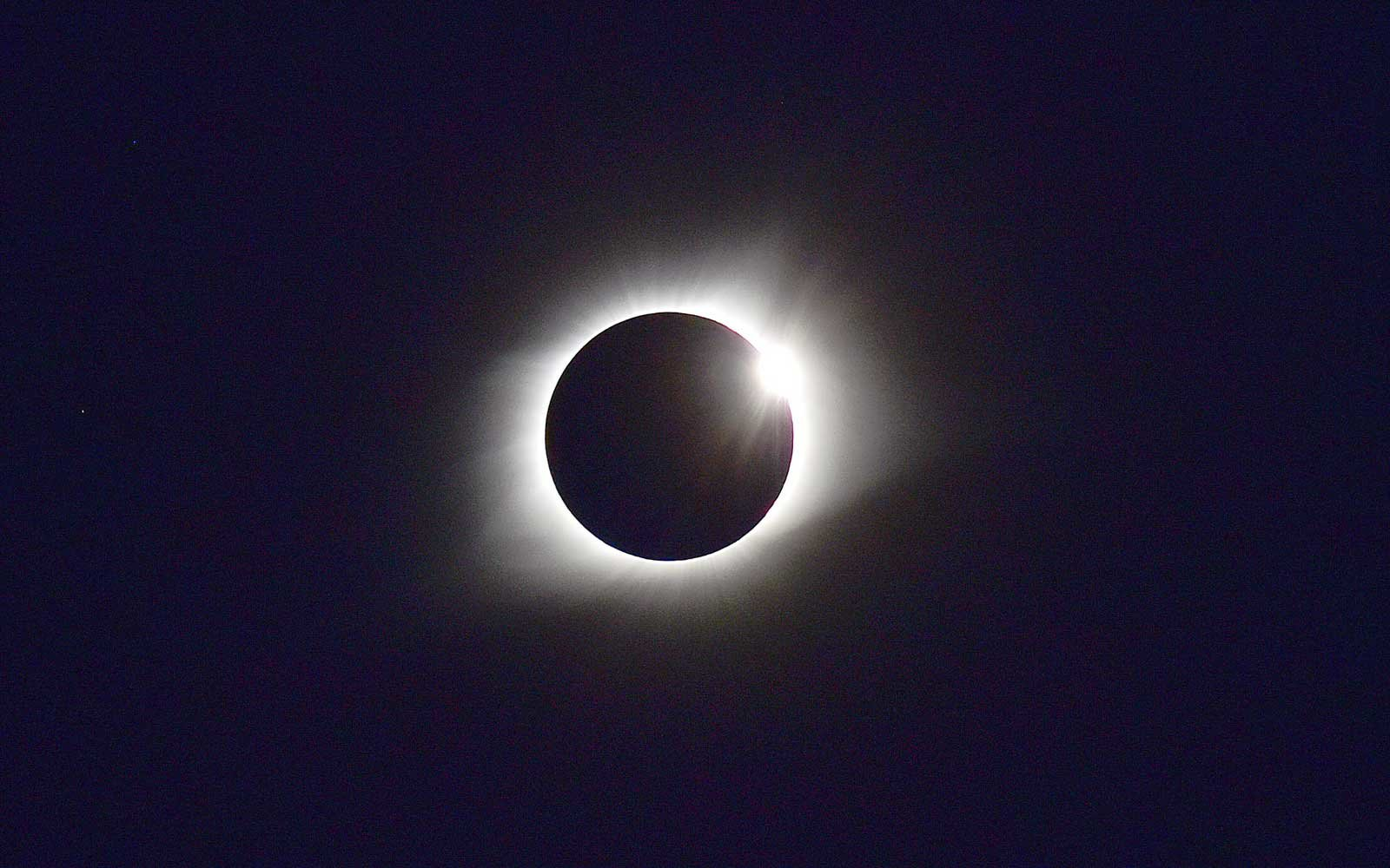 Total Solar Eclipse Path Of Totality On July 2 2019 And