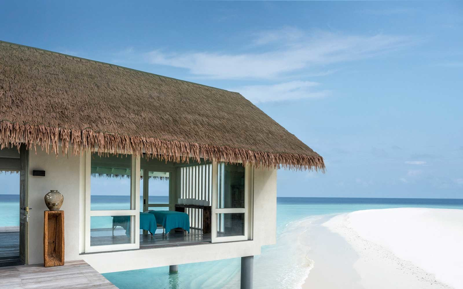 Oceans of Consciousness at Four Seasons Maldives Private Island at Voavah