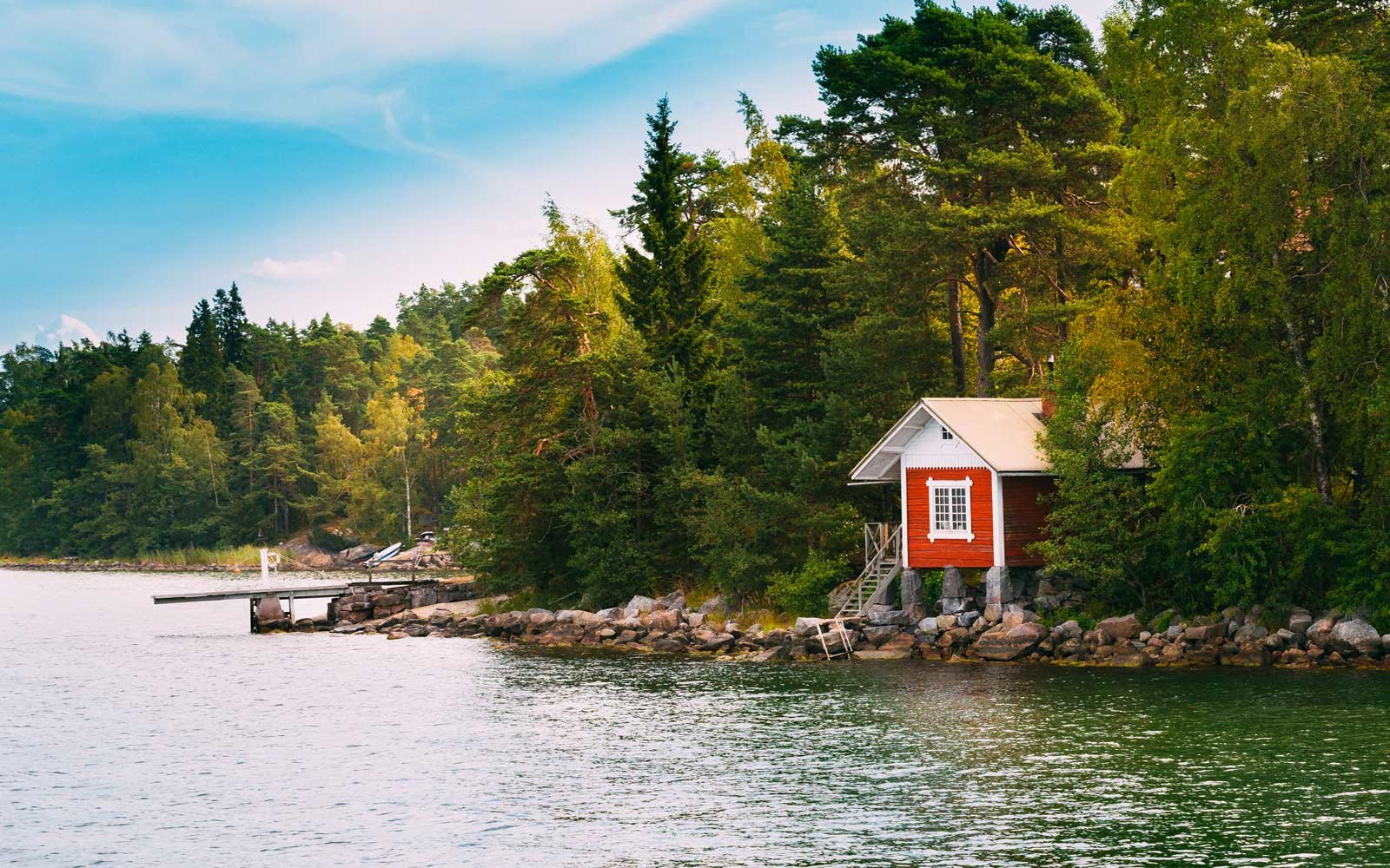 There Is an Island Off the Coast of Finland Where Only Women Can Vacation