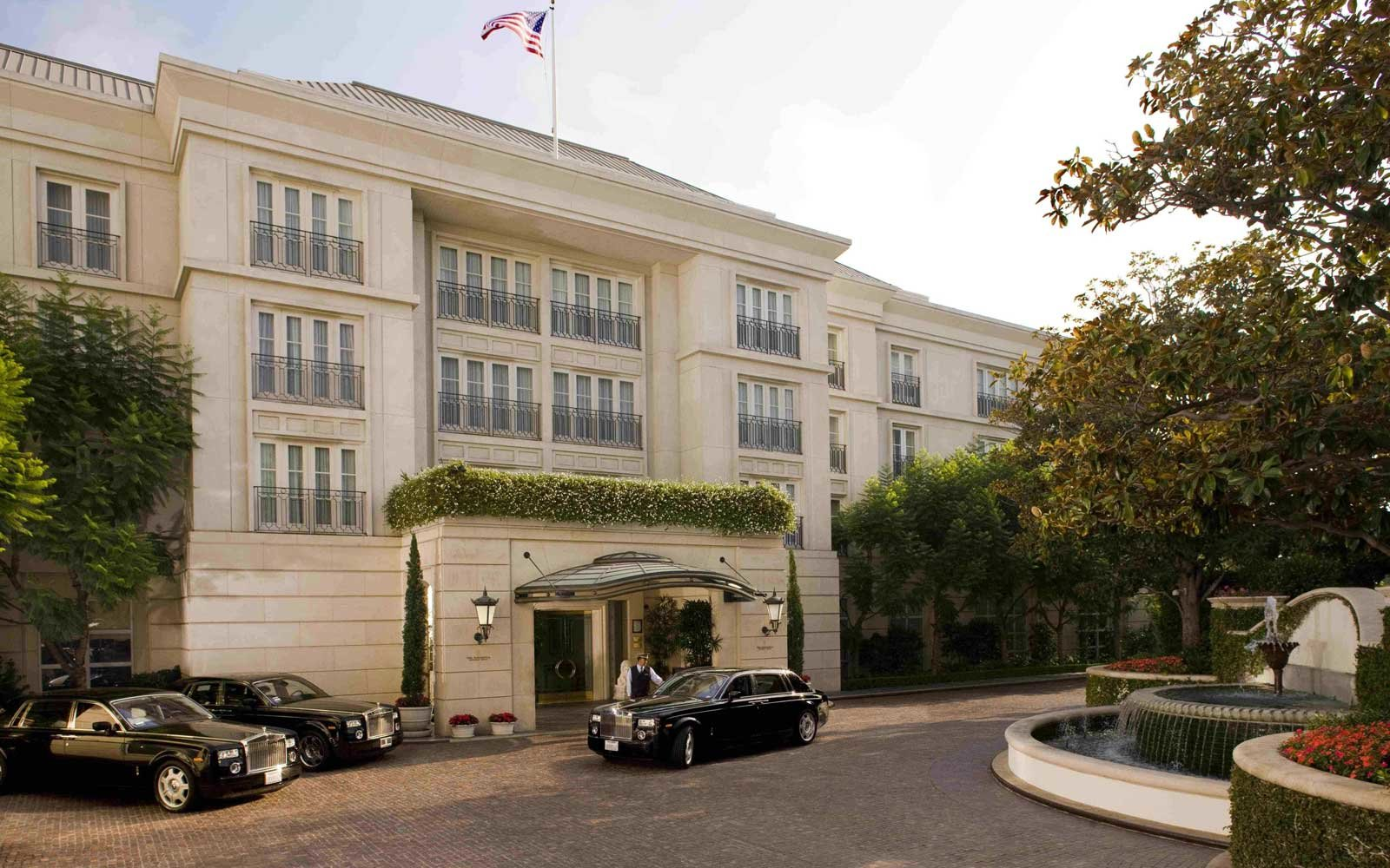 The Peninsula Beverly Hills