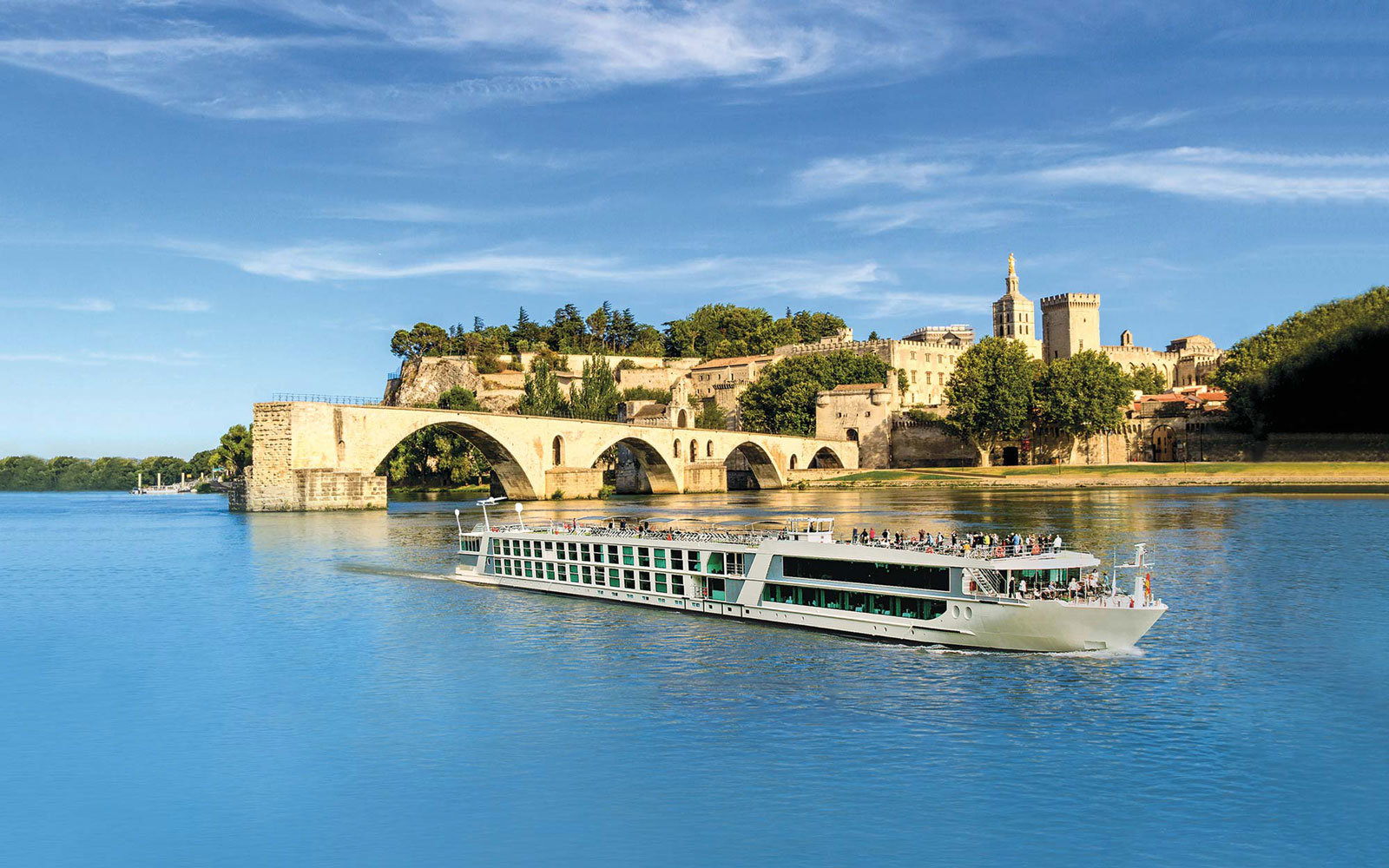 Enjoy 30 Off An 8 Day Rhone River Cruise In The South Of