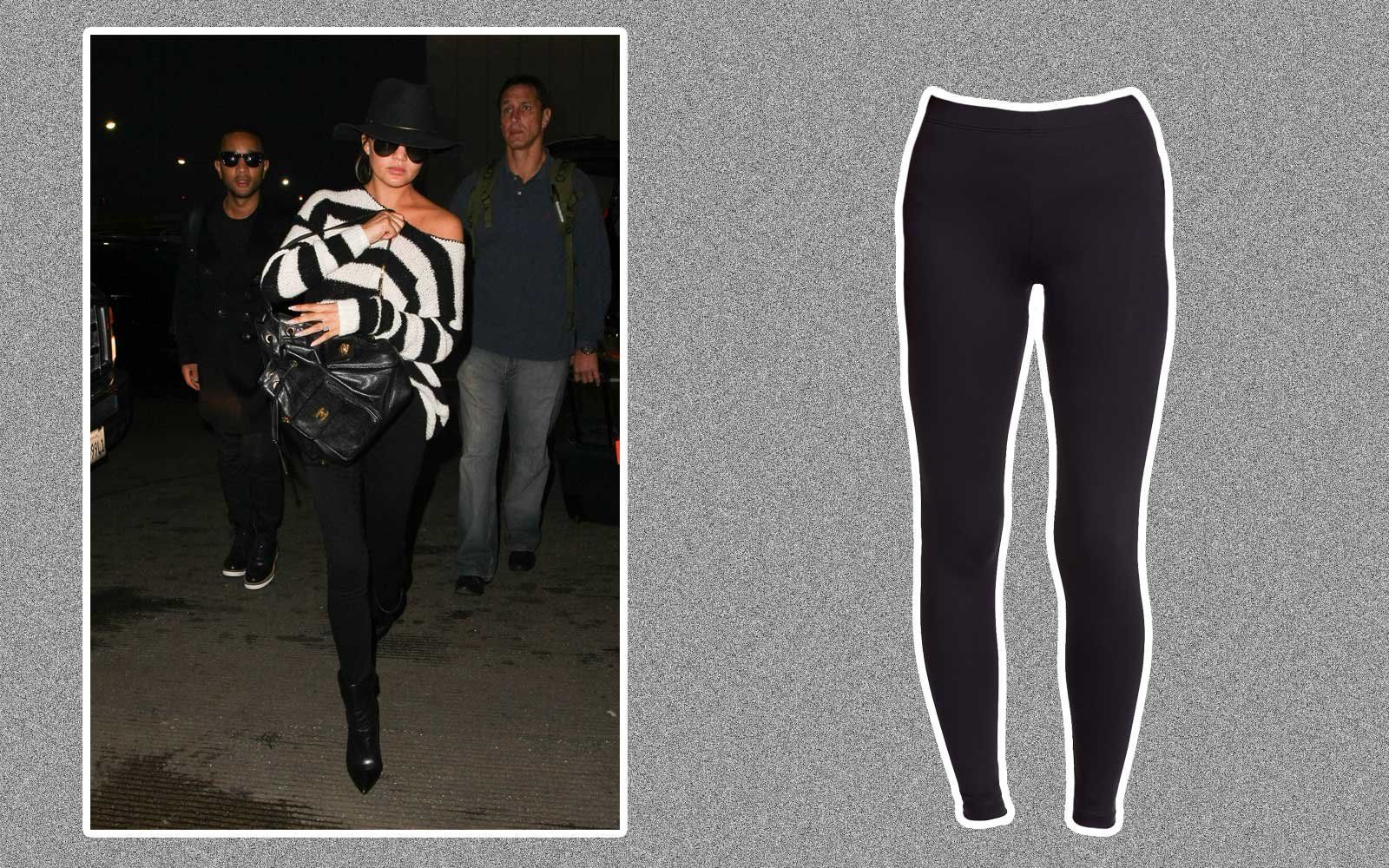 e08f54fd57 The Leggings Celebrities Love That Are Perfect for Travel | Travel + ...