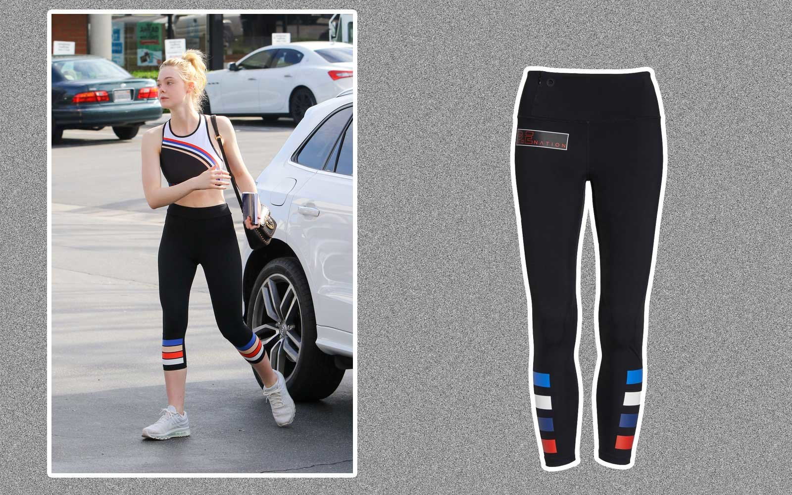 36276672aee2c The Leggings Celebrities Love That Are Perfect for Travel | Travel + ...
