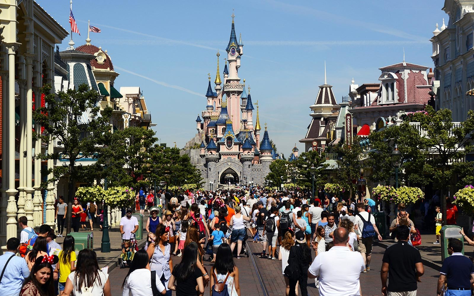 Disneyland Paris Theme Park