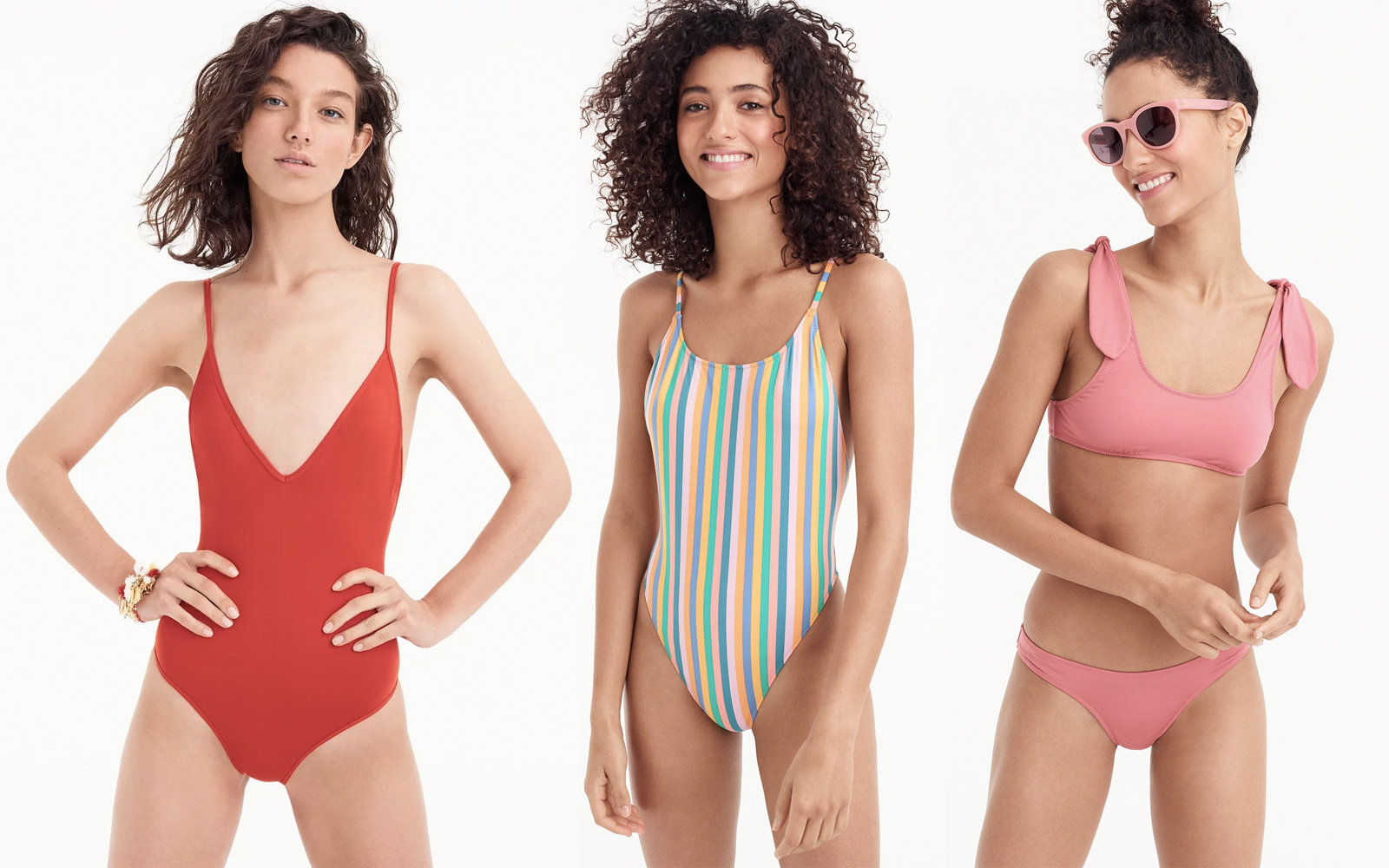 J. Crew Launches Playa Swimsuit Collection
