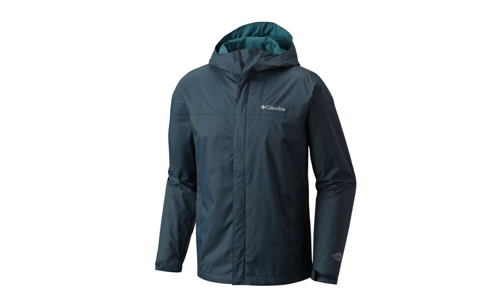Columbia Packable Rain Jacket