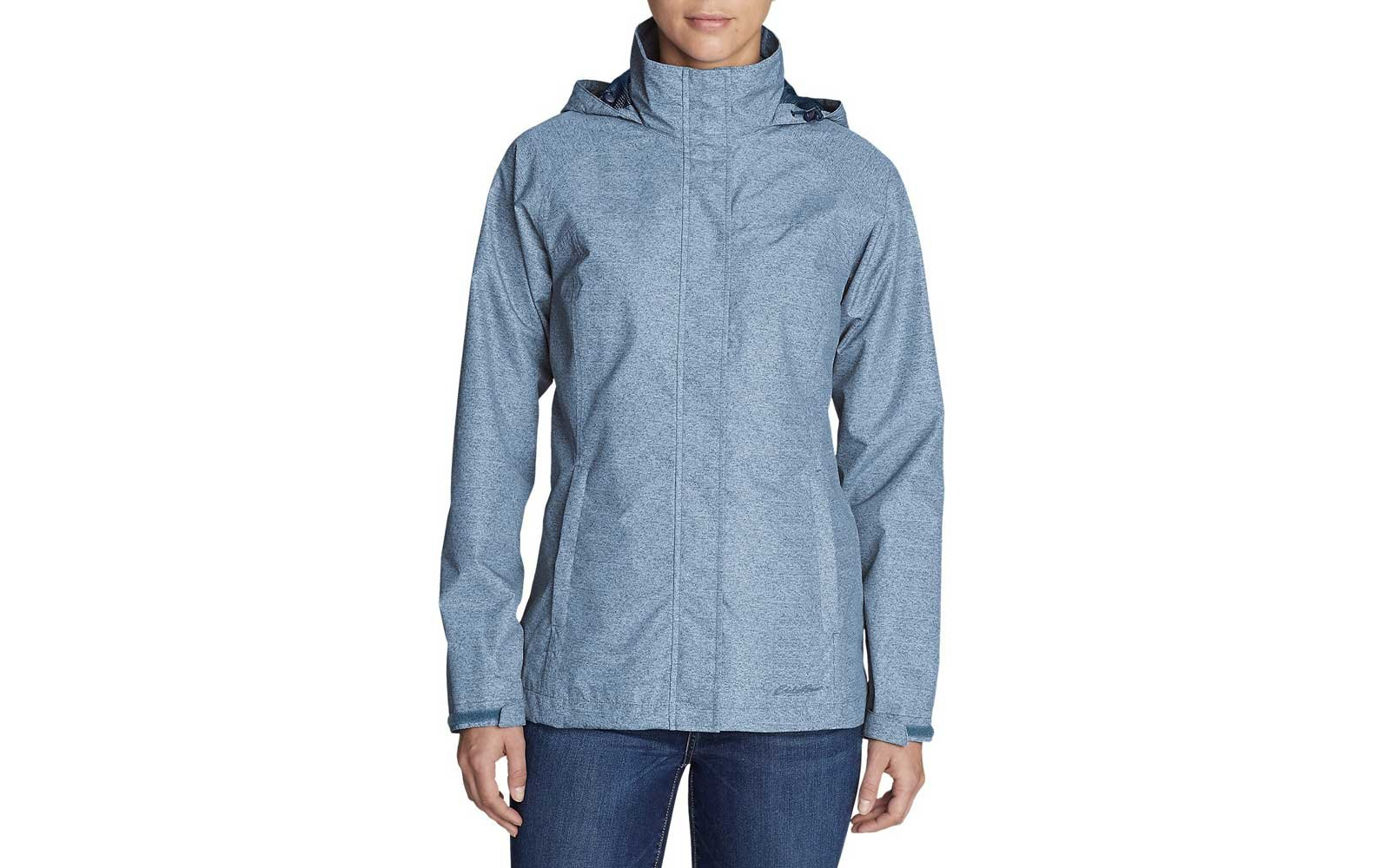 eddie bauer packable rain jacket