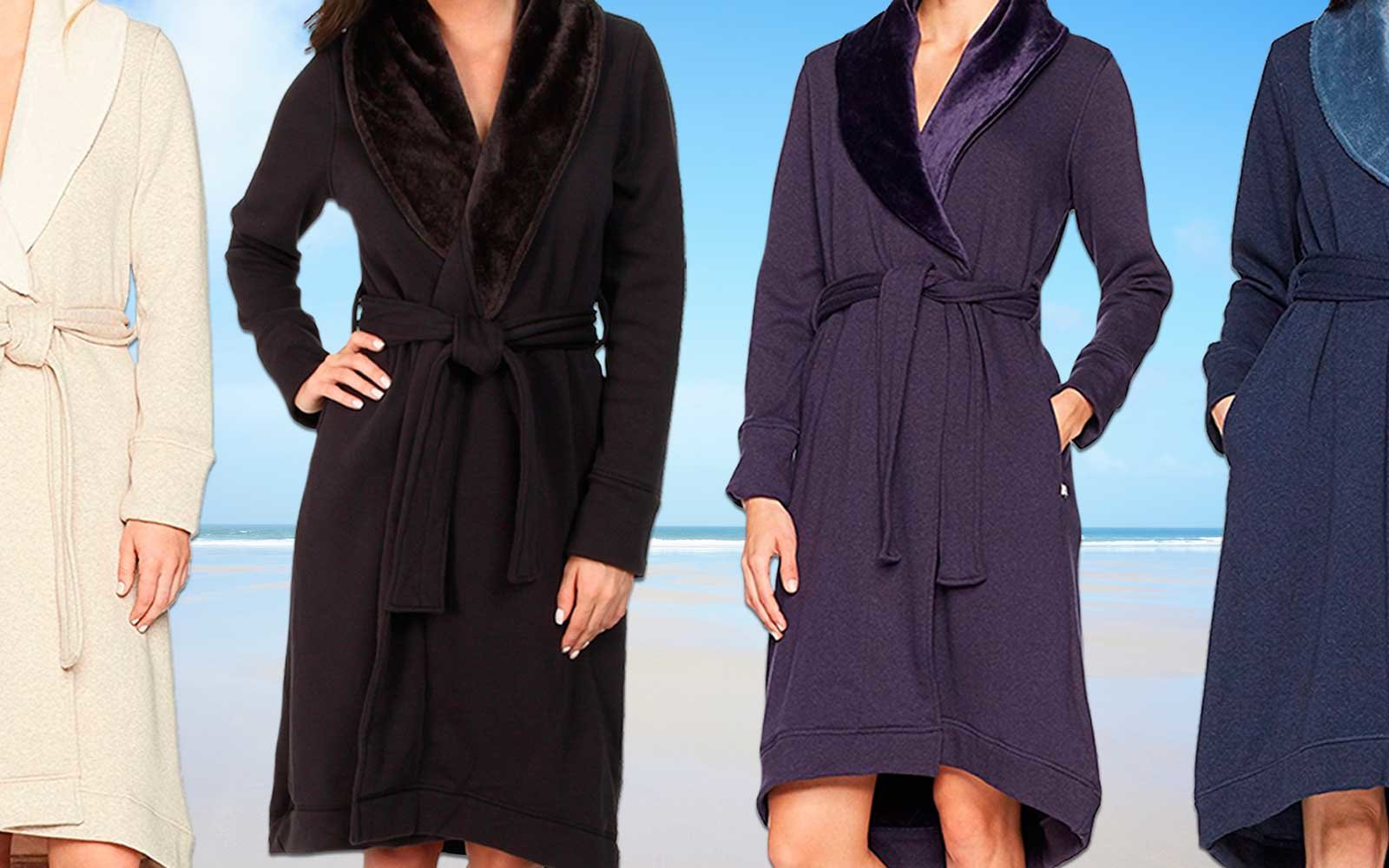 Ugg's Women's Bathrobe
