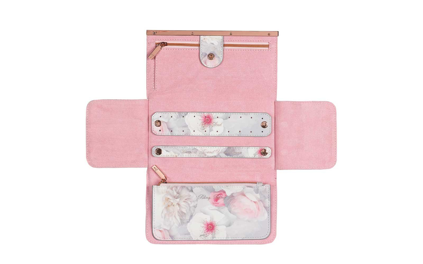 travel jewelry case ted baker