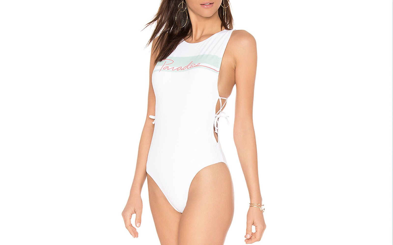 aae9898e2d These Graphic One-piece Swimsuits Make a Statement — Literally ...