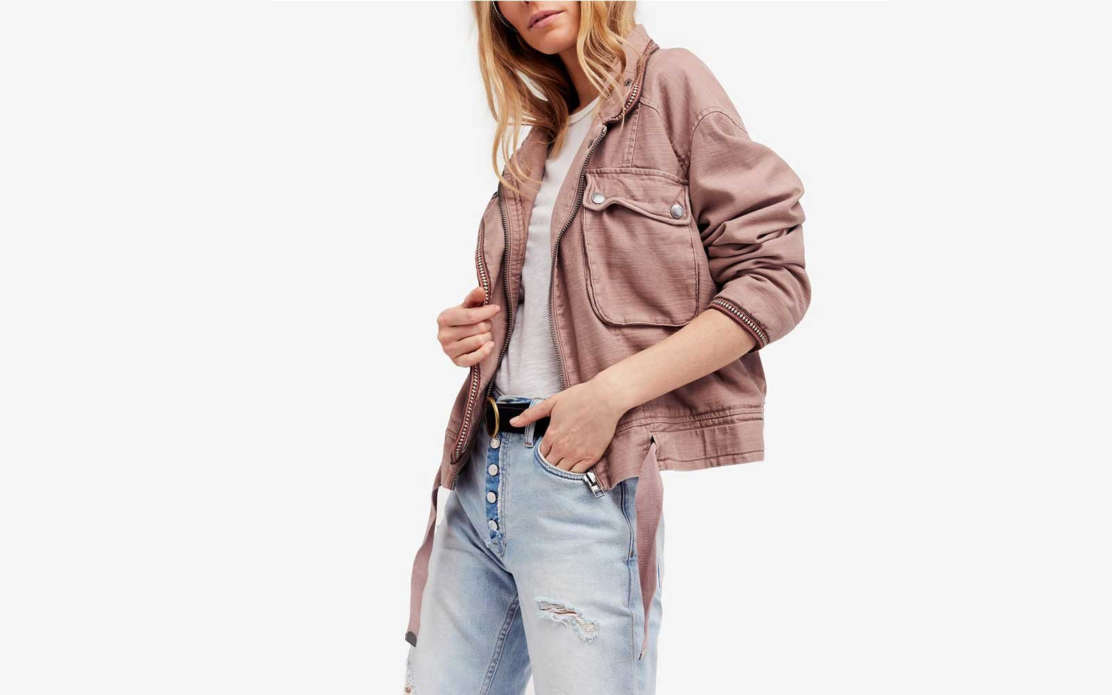 free people spring jackets