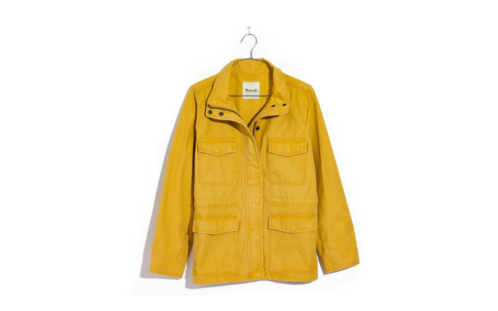 madewell spring jackets