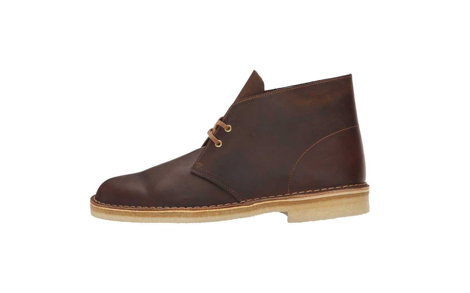 clarks mens boots fashion