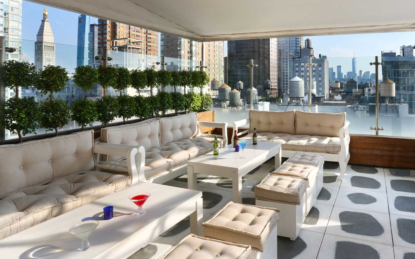 Hotel Hayden, New York City rooftop lounge