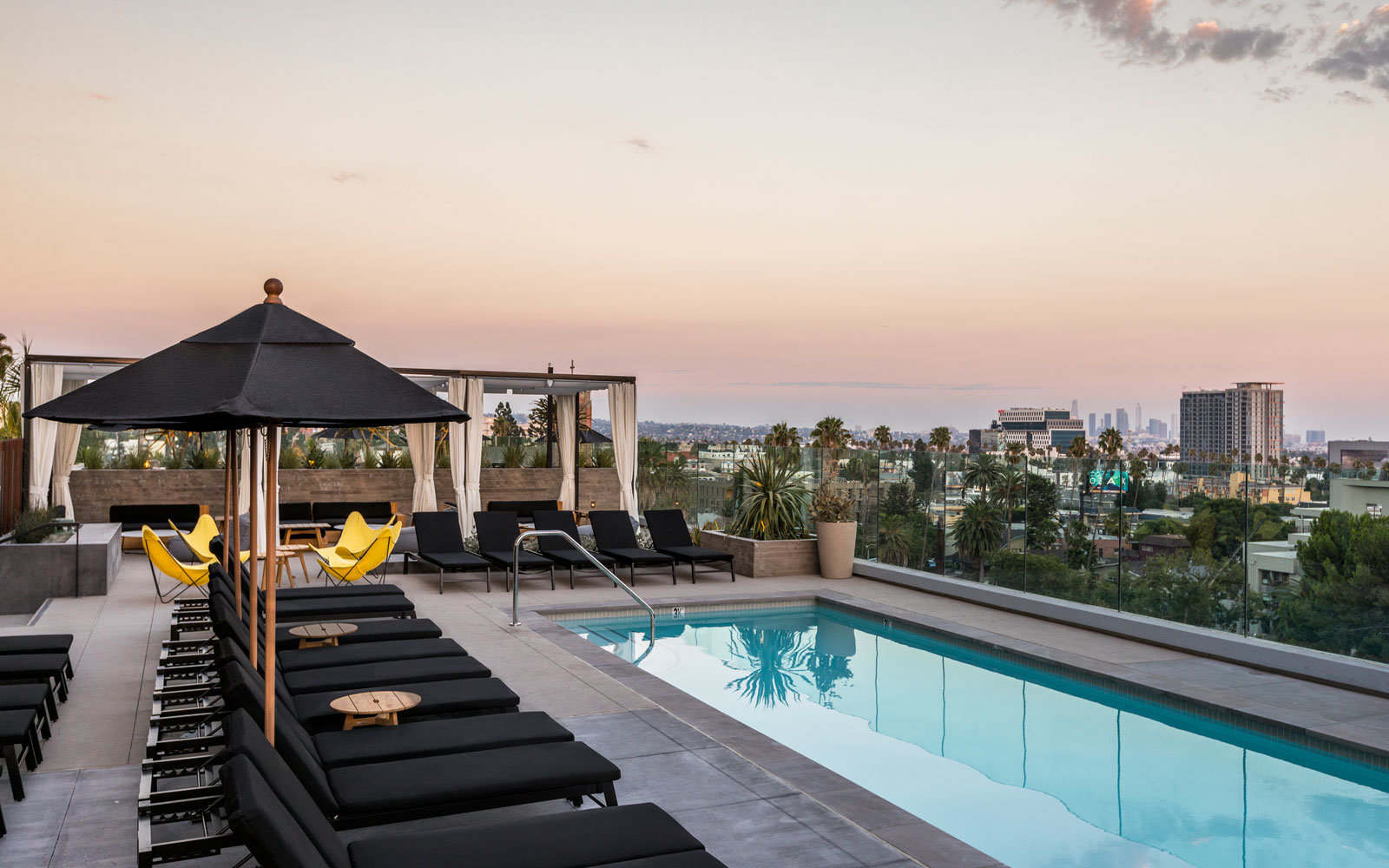 Kimpton Everly in West Hollywood
