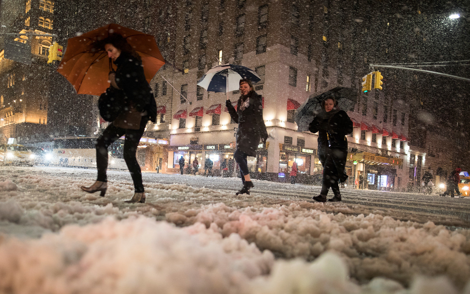 A third nor'easter is headed for the northeast.