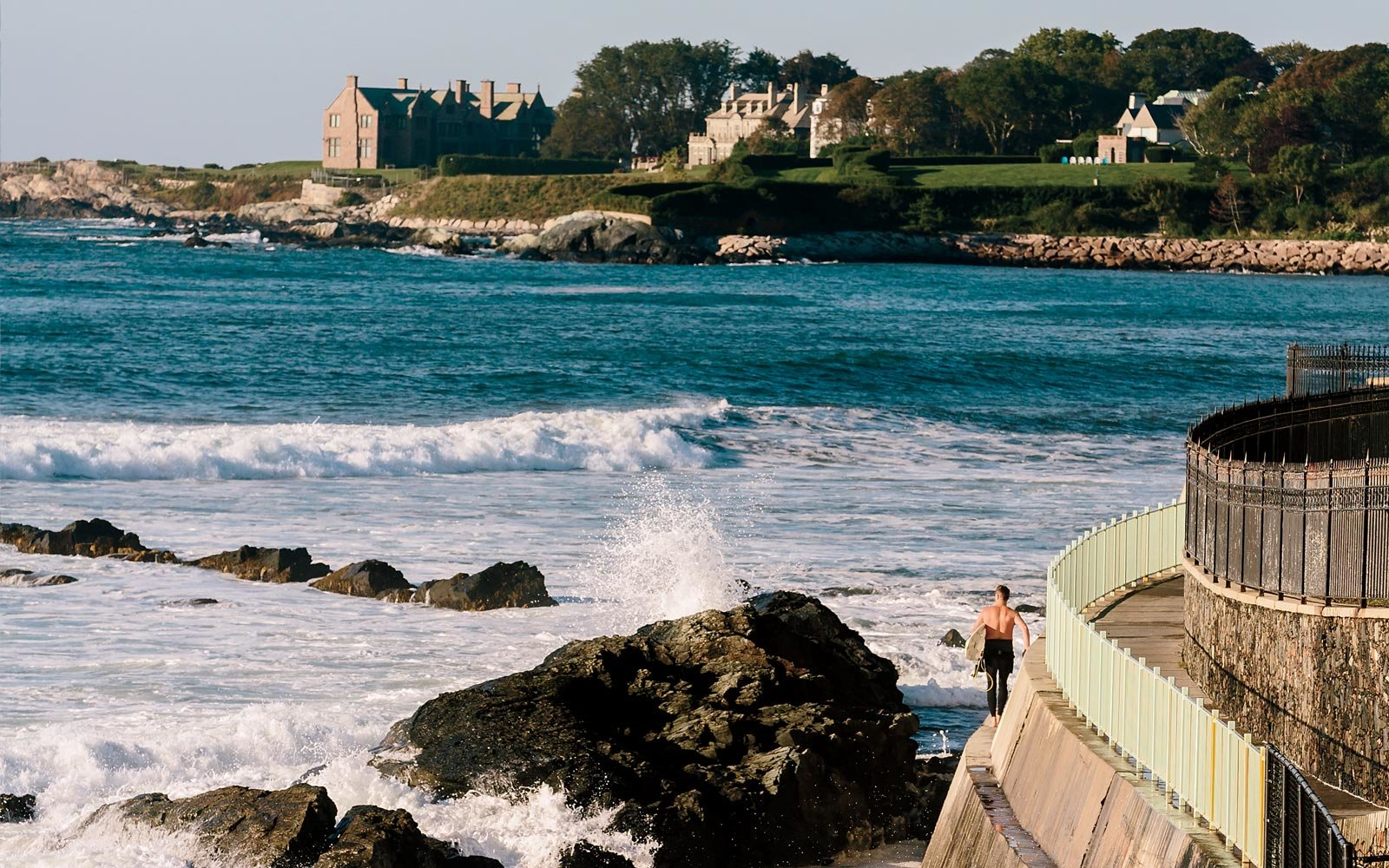 How Newport Became The Most Exciting Beach Town In New England