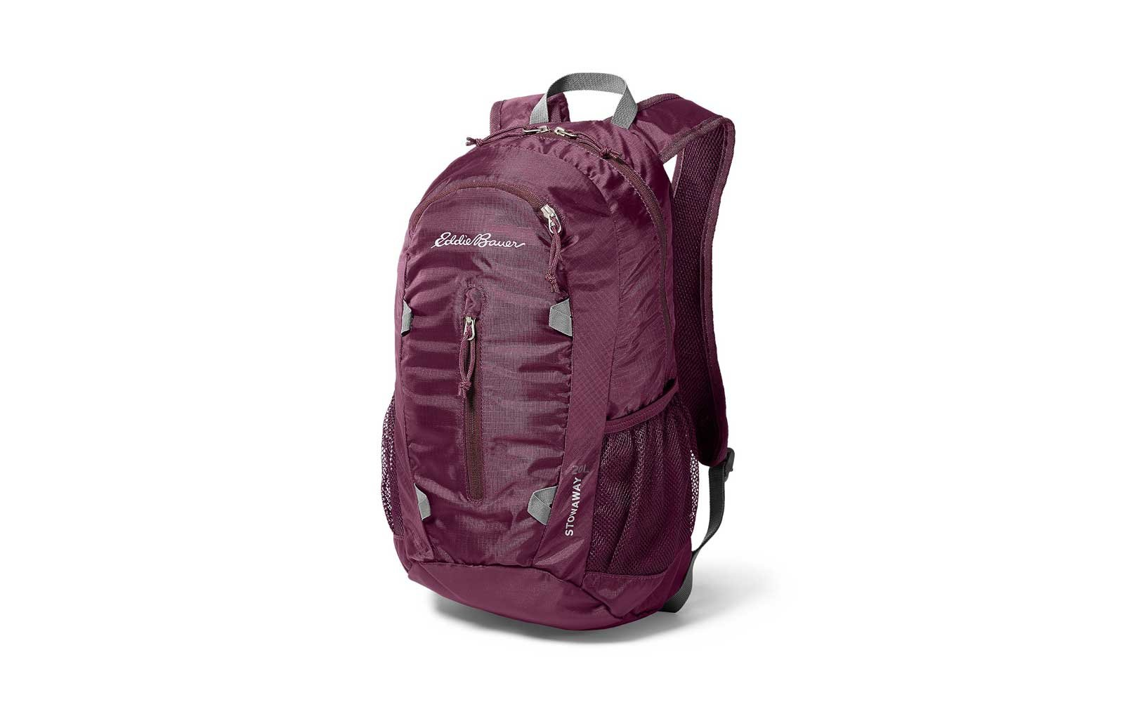 eddie bauer packable backpack
