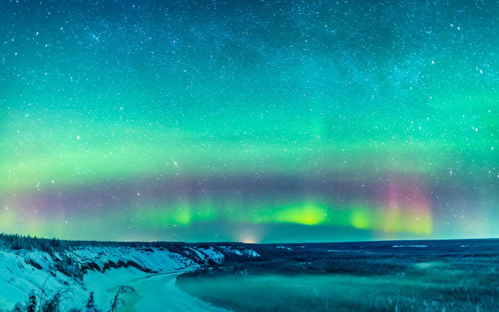How To See The Northern Lights Over The U S On March 14