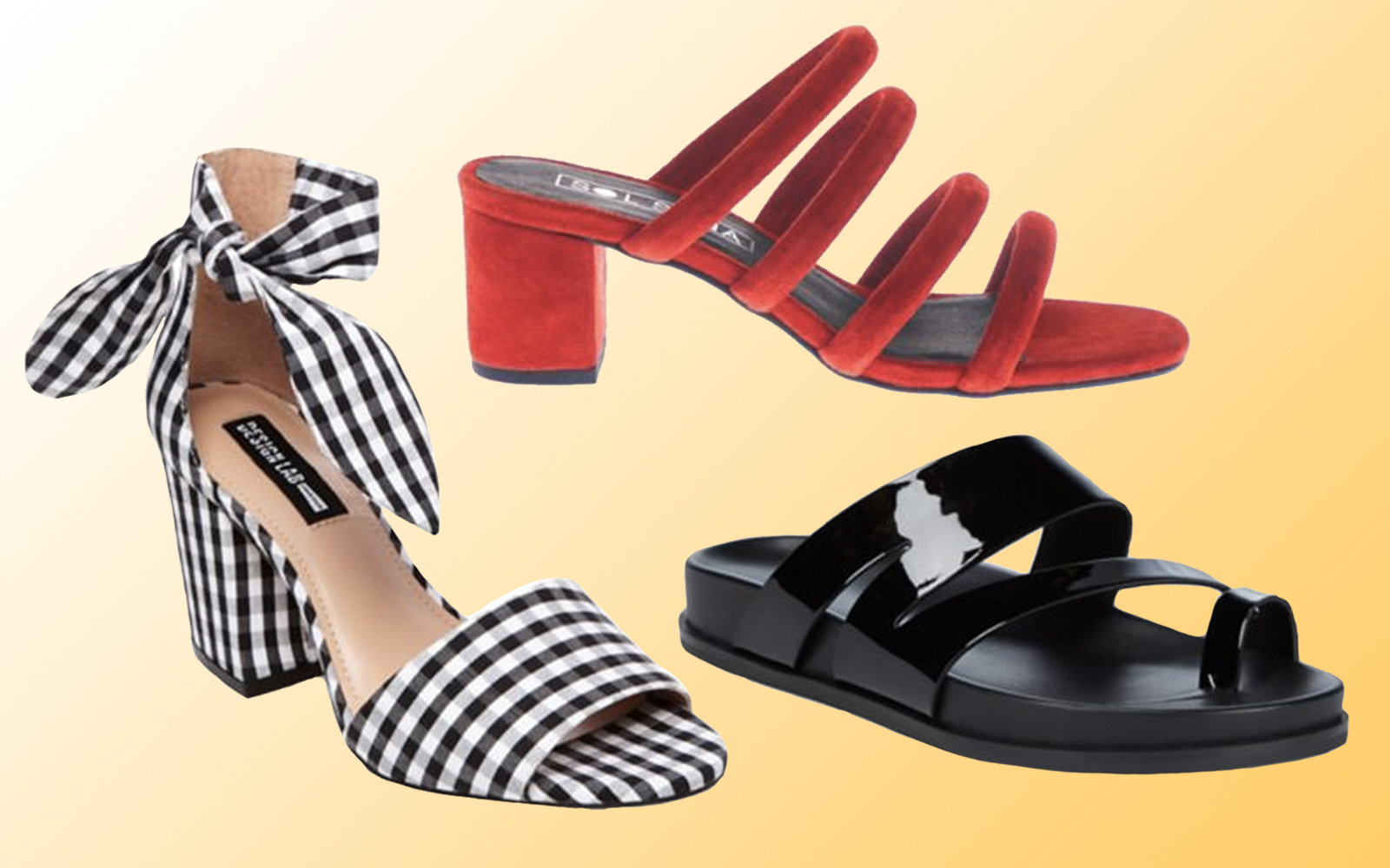 Shop Spring Vacation Shoes from the Lord and Taylor Sale