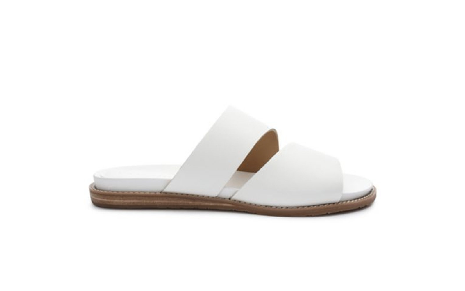 Tahari 'Mercer' Leather Slides